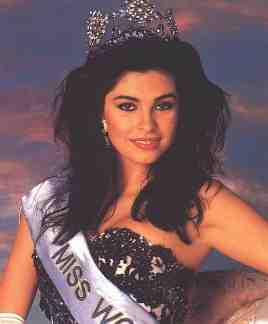 Miss World 1991 Ninibeth Leal