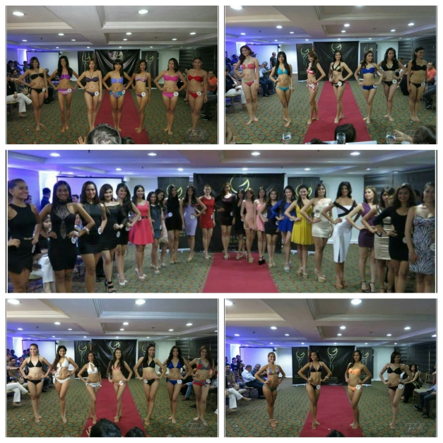 Twenty five ladies attended the final screening of Miss Global Philippines 2015 (Photo credit: Edmund Chua for Fabmanilaph)