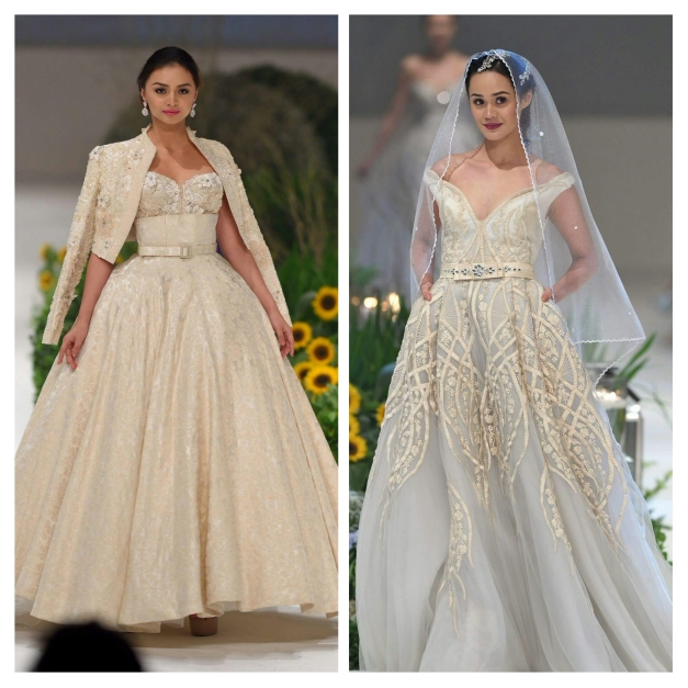 Rajo Laurel Wedding Gowns: Marry Me At The Marriott