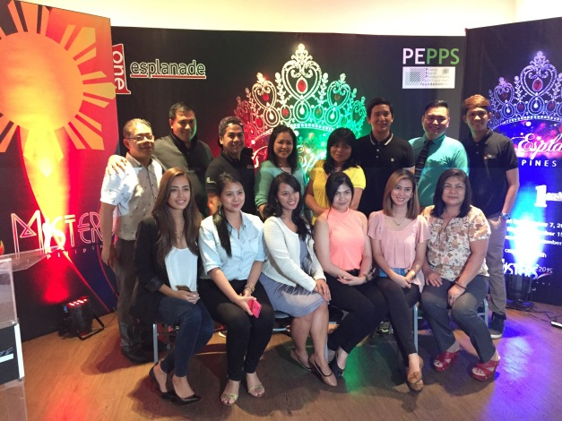 PEPPs and 1 Esplanade are partners in the search for Ms. Esplanade Philippines 2015
