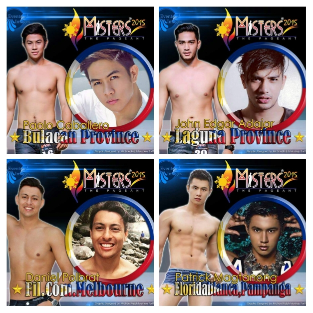 You can also spread your votes for Paolo, J.E., Daniel or Patrick. Click above to vote on Facebook.