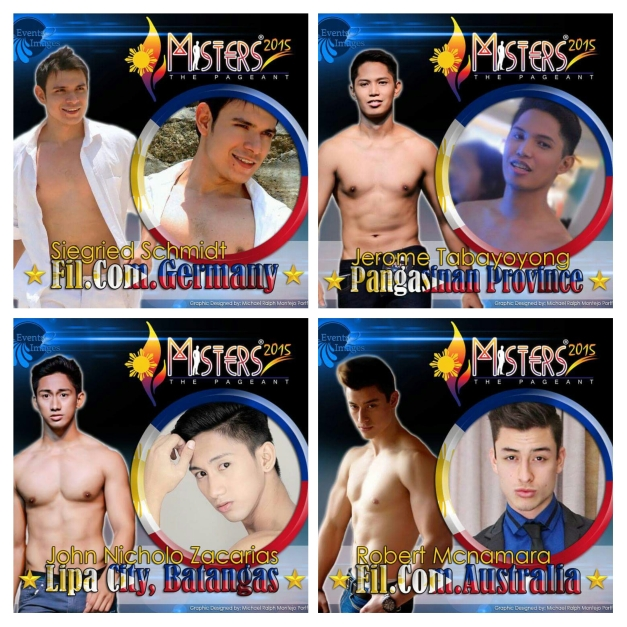 How about Siegfried, Jerome, Nicholo or Rob?  Click above to vote on Facebook.