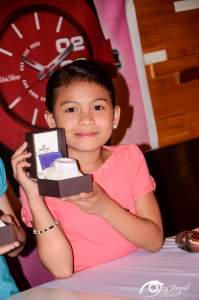 Lyka, The Voice Kids Champion by Joy Arguil