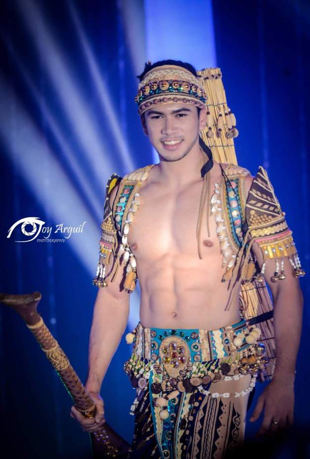 Rick Kristoffer Palencia, my choice for Mister International Philippines 2015