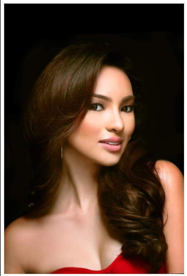 Miss World Philippines 2015 Official Candidate Emma Mary Tiglao