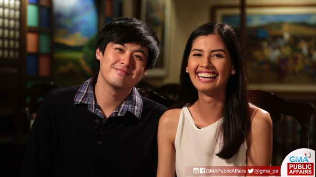 Lloyd and Shamcey will relate their love story in the background