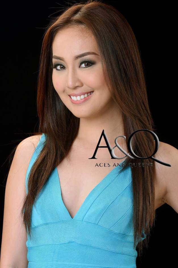 Janelle Lazo Tee brings the best of both worlds as a Filipino-Chinese Official Candidate of Miss World Philippines 2015
