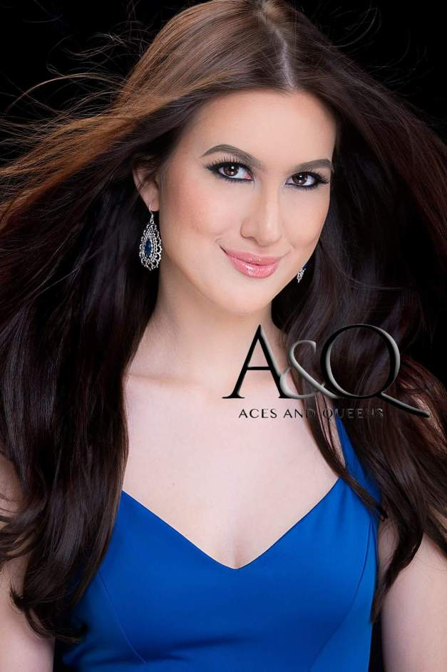 Miss World Philippines 2015 Official Candidate Avonlea Paula Paraiso