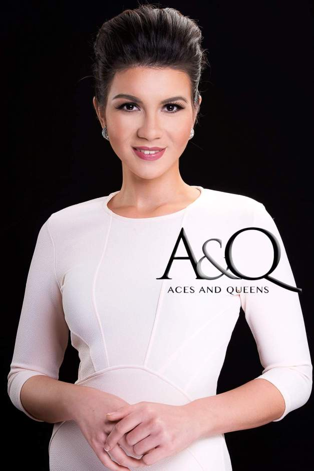 Mona Hammad, Miss World Philippines 2015 Official Candidate