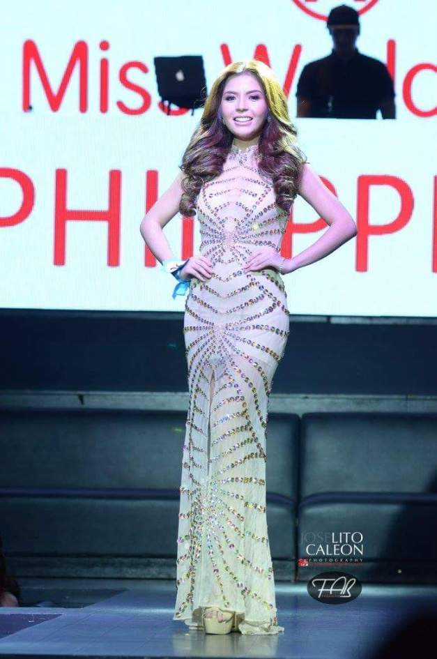 Miss World Philippines 2015 Official Candidate Vianca Louise Marcelo by Lito Caleon