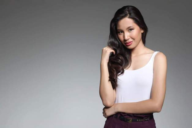 Miss World Philippines 2015 Official Candidate Kiara Giel Gregorio