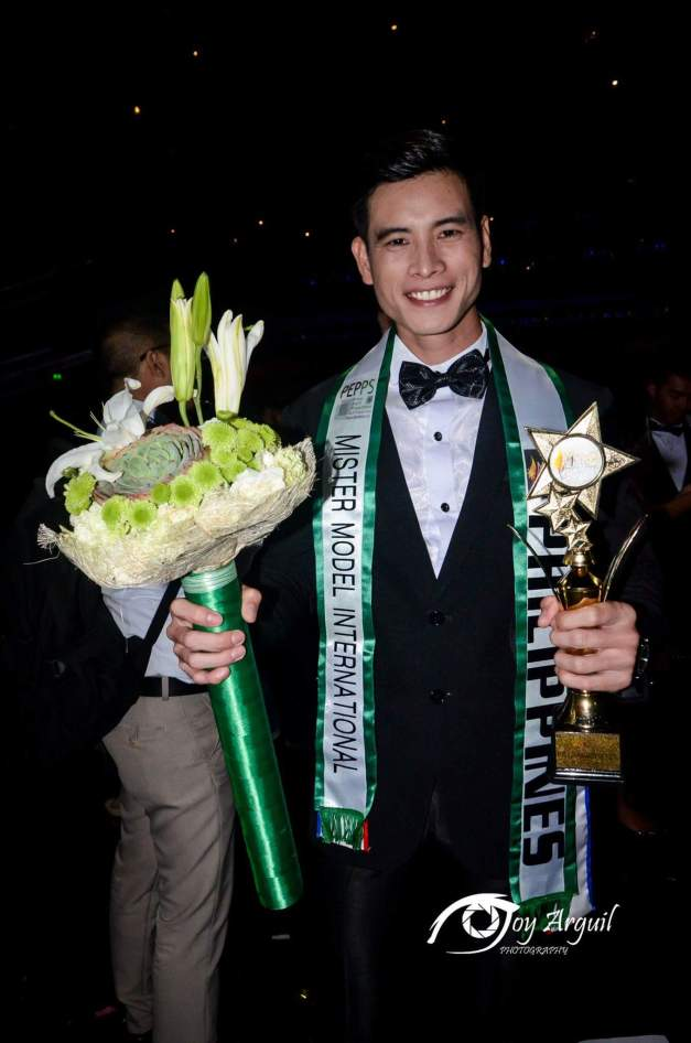 Mister Model International Philippines 2015 Arcel Yambing by Joy Arguil