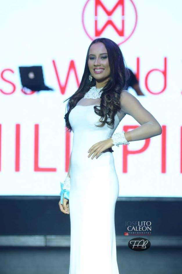 Jessica Rose McEwen, Miss World Philippines 2015 Official Candidate by Lito Caleon