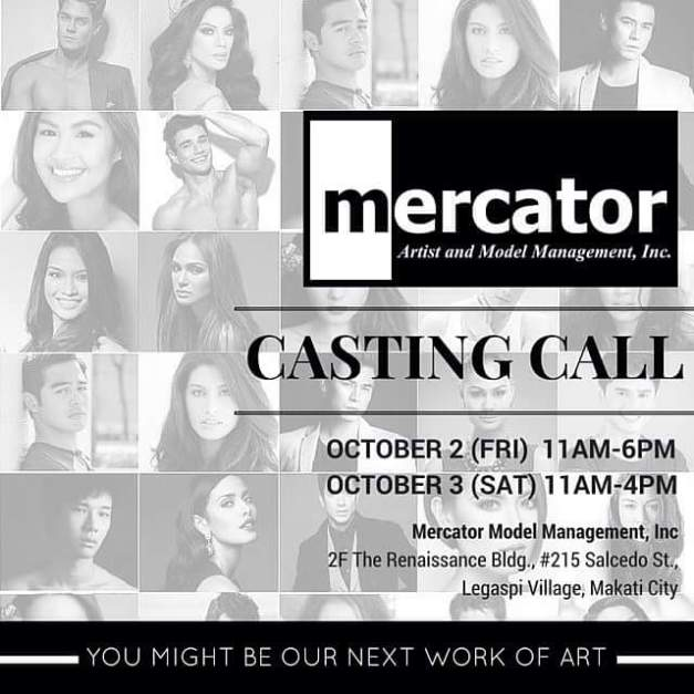 Just follow the details above and find your way to Mercator's Makati Office