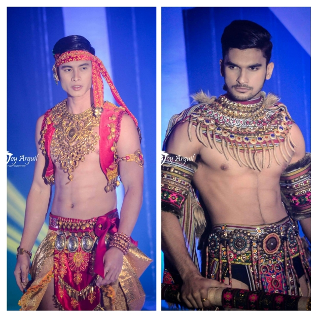 It's toss-up between Arcel Yambing and Karan Singhdole for Mister Model International Philippines 2015, in my opinion.