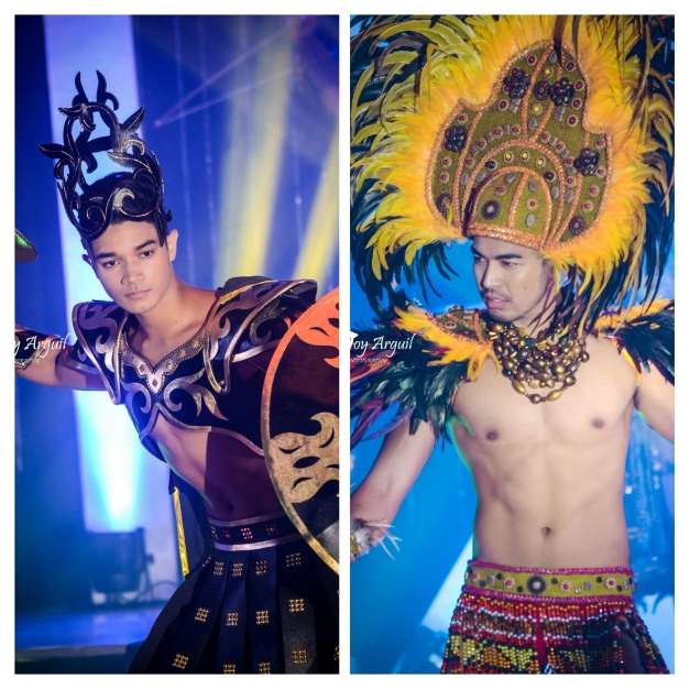 The way I see it, Kevin Fichera and Willan Pagayon will fight for Mister Tourism Philippines 2015.