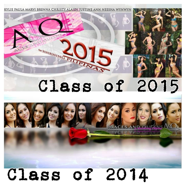 Aces & Queens Classes of 2015 and 2014