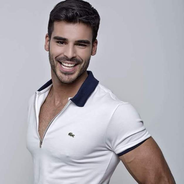 Anderson Tomazini, the Brazilian bet to the 10th Mister International in Manila