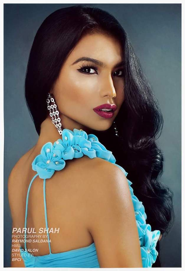 Bb. Pilipinas Grand International 2015 Parul Shah by Raymond Saldaña