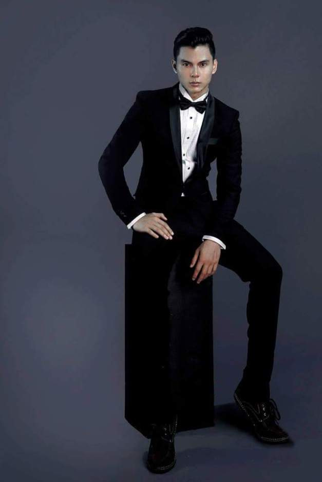 Mister Tourism International Philippines 2014 Judah Cohen is leaving for Panama soon!
