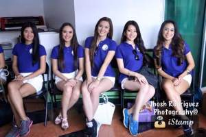 The ladies also visited Pleasant Touch Cosmetics in Laguna