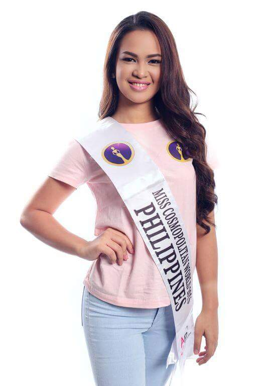 Support Patricia in the online voting for Miss Popularity!