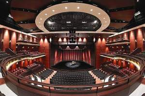 Where it will all happen on October 8 - Rose Theater Brampton