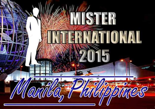 Mister International 2015 on November 30 at the Newport Performing Arts Theater of Resorts World Manila