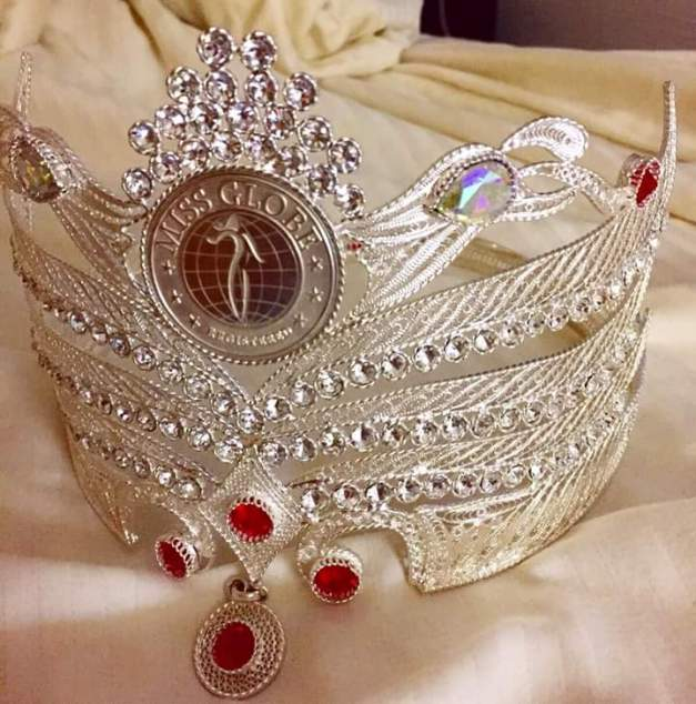 The Miss Globe 2015 crown (Photo credit: Ann Colis and Jonas Gaffud)