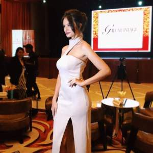 Valerie during the MWP2015 Press Presentation