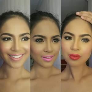 Janicel's latest makeup training