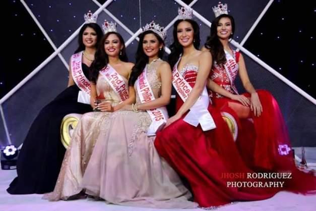 Left-to-right: Vanessa, Mia, Hillarie, Cassandra and Emma (Photo credit: Jhosh Rodriguez)
