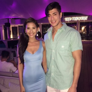 Miss and Mister World Philippines 2015 Hillarie Parungao and Sam Ajdani (Photo credit: Jonas Gaffud)