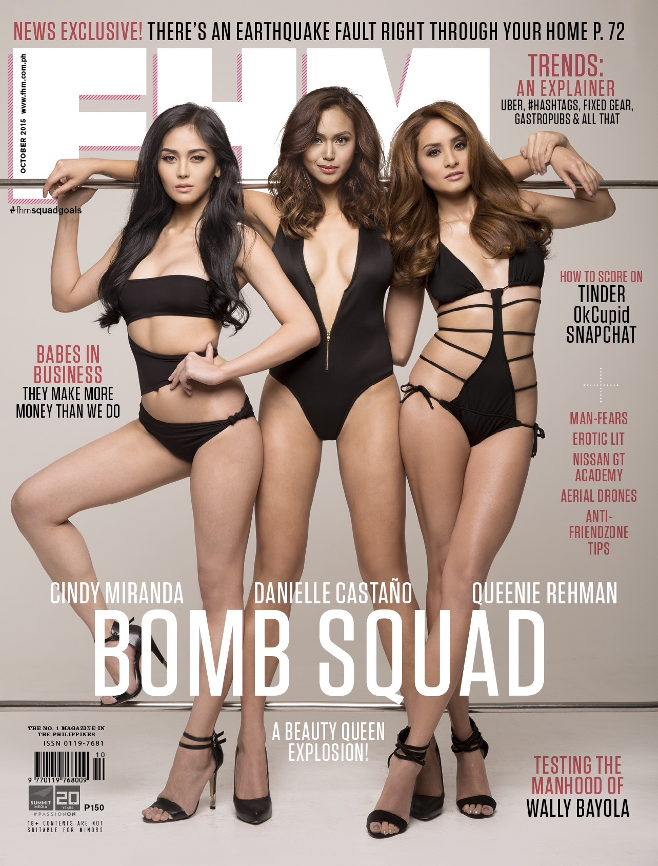 fhm naked models photos in philippines