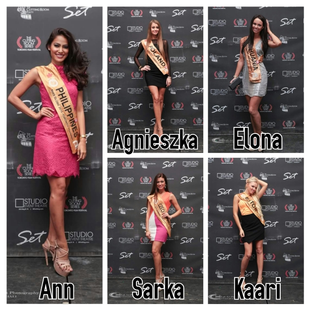 1 Asian, 4 Europeans: That's how I see the finals of Miss Globe 2015 will boil down into