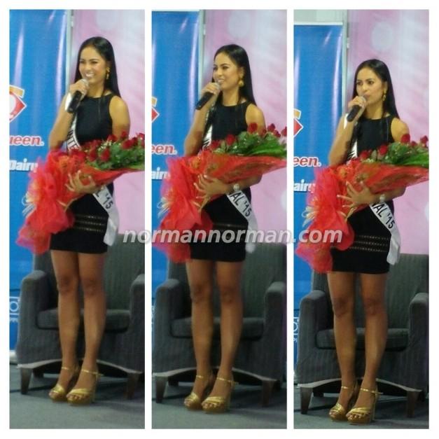 Bb. Pilipinas International 2015 Janicel Lubina