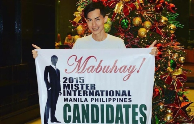 Mister International Organization President Alan Sim for the 10th Mister International