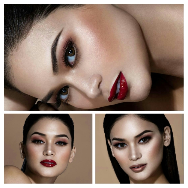 Miss Universe Philippines 2015 Pia Alonzo Wurtzbach from three different angles by Melson Bolongaita