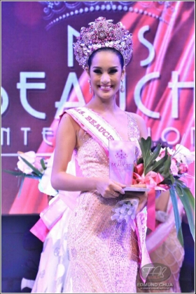 Ahtisa Manalo: Her Official Send-Off to Miss International