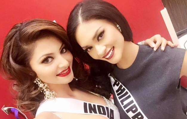 Urvashi and Pia