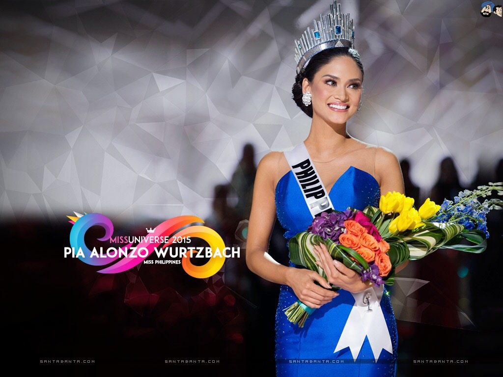 I Miss You Wallpapers Pictures 2015 2016: Miss Universe 2015 Pia Alonzo Wurtzbach's Homecoming