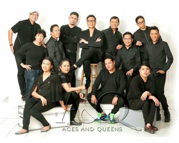 An almost complete family portrait for Aces&Queens