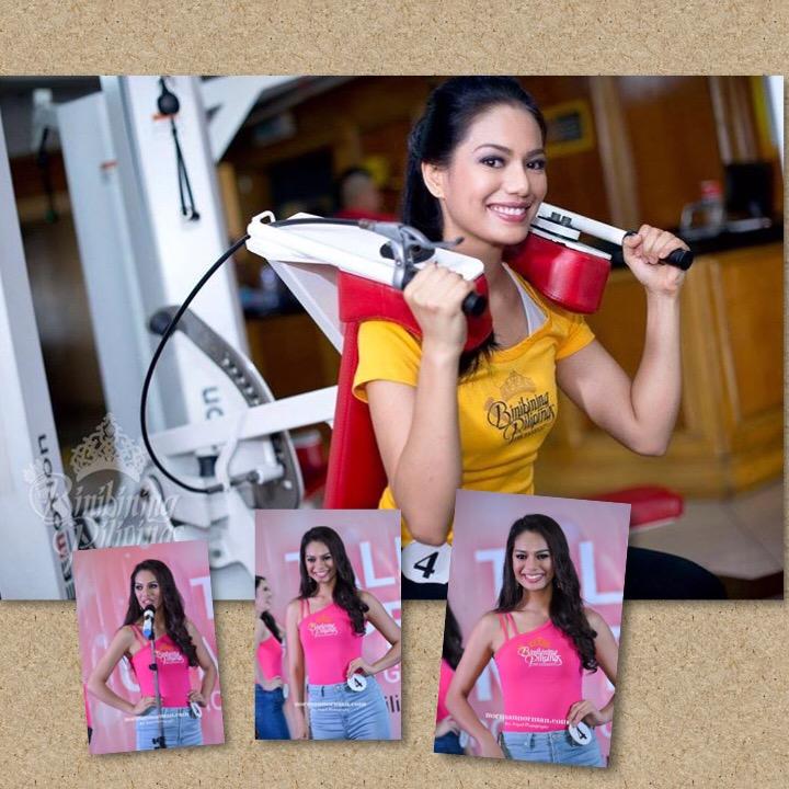 Binibini 4 Kimberle Mae Penchon Joining Bb Pilipinas Is