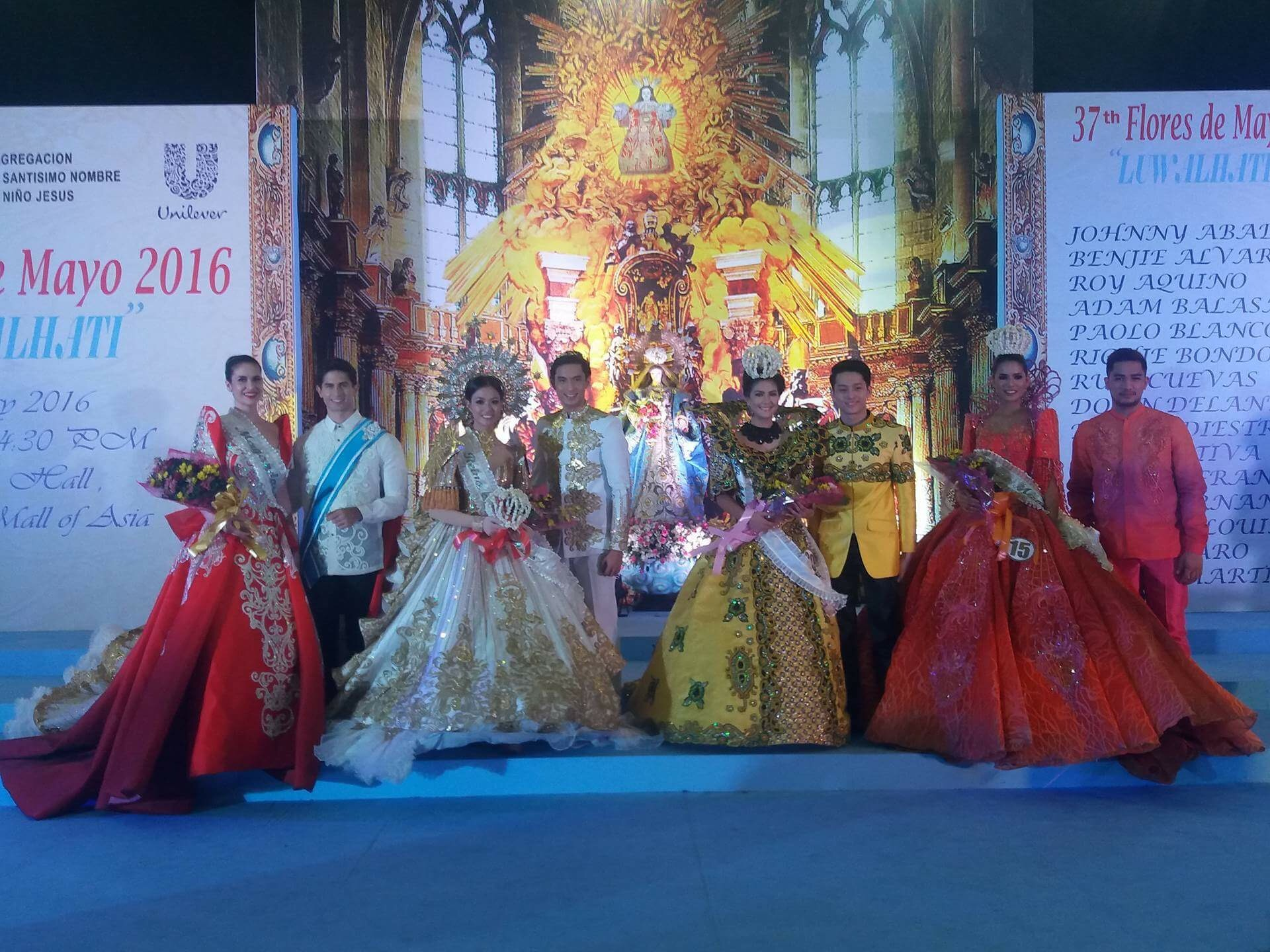 "Photo Blog: 37th Flores De Mayo ""Luwalhati"" Winners"
