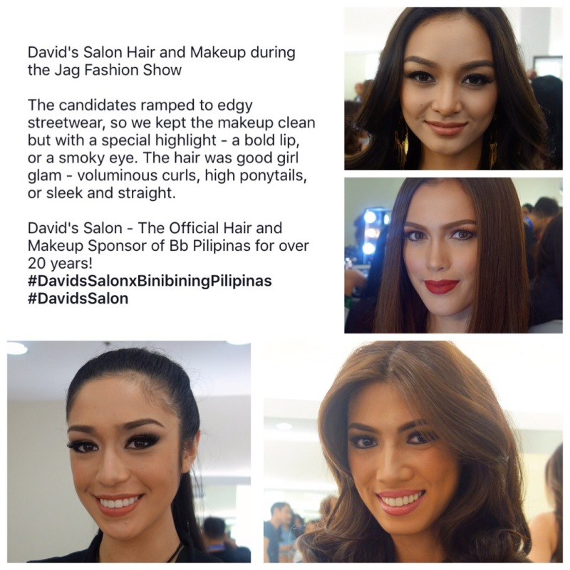 The Lookbook Of David S Salon For Bb Pilipinas 2017 Normannorman Com