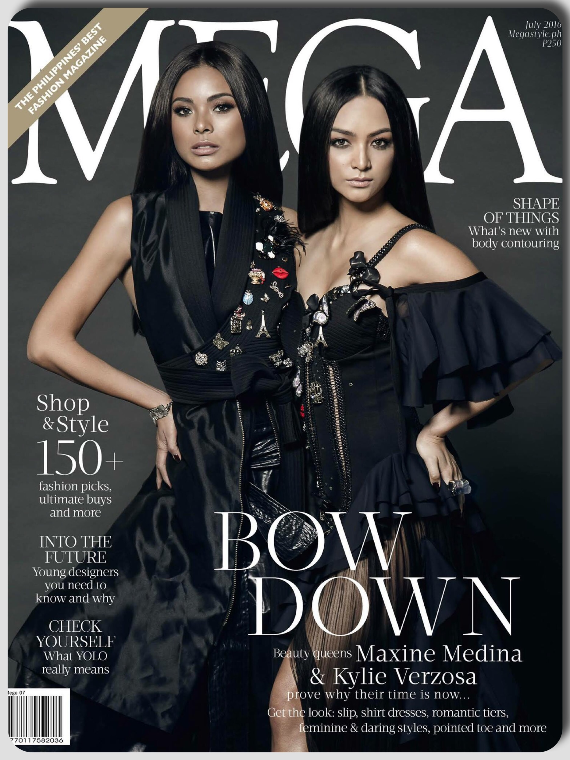 Two Queens And A Mega Magazine Cover