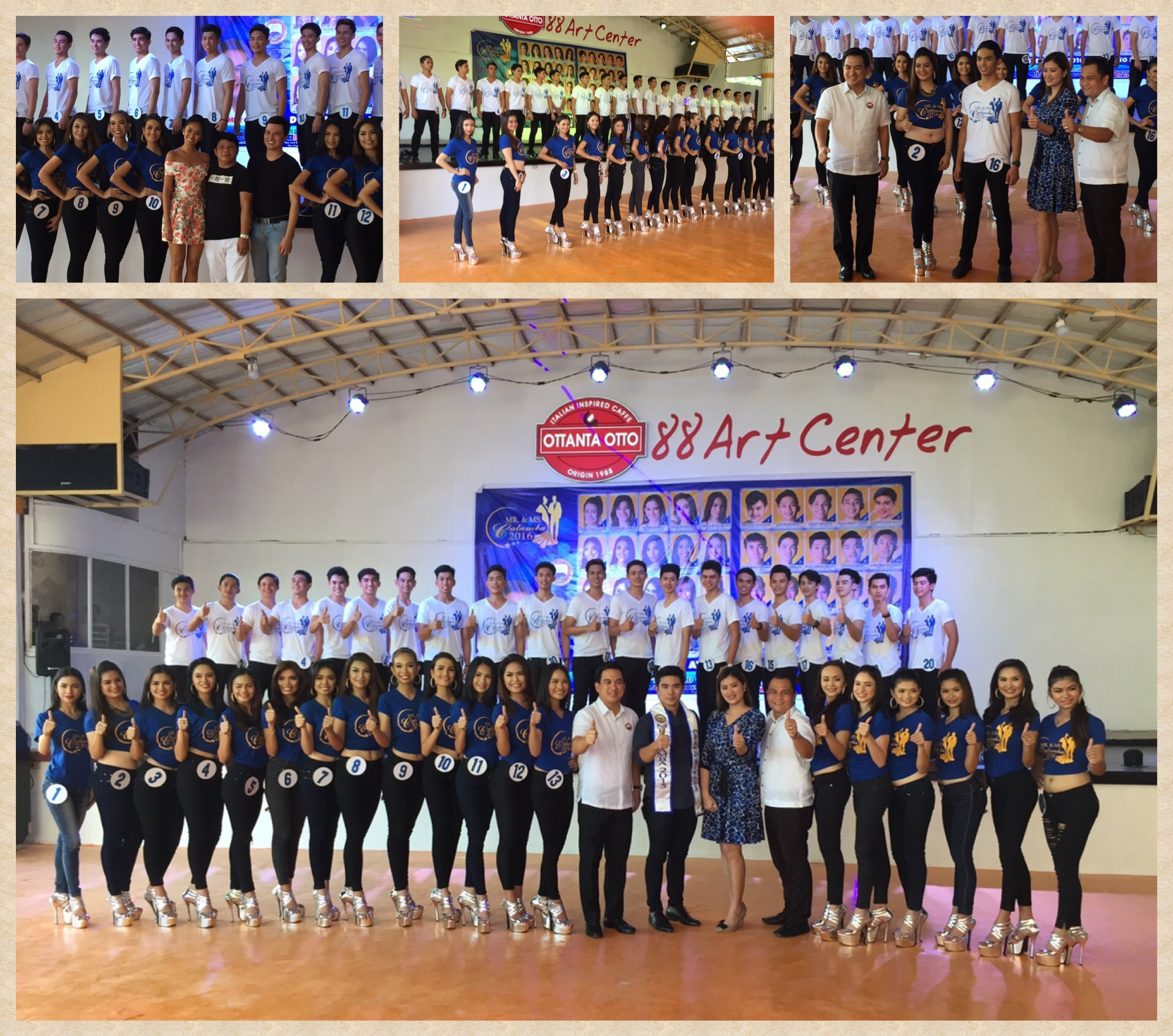 Level up for Mr & Miss Calamba 2016 | normannorman com