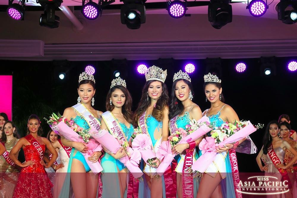 Miss Asia Pacific International 2016 results Img_1571