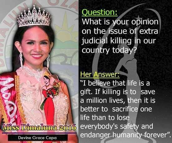 Extra Judicial Killing Quotes 1