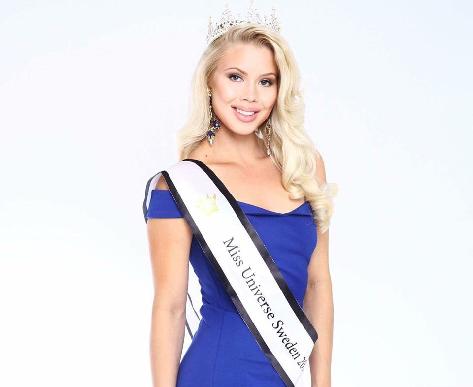 65th Miss Universe Watch | Ida Ovmar of Sweden | normannorman.com